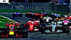 F1 putara 18 Meksiko, Hamilton juara dunia, max finish terdepan