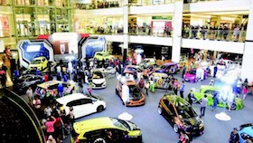 Honda Jazz & Brio Tuning Contest 2017