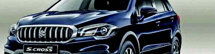 New Suzuki SX-4 S-Cross Minor Change, eksterior berubah seperti versi India