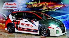 Honda Jazz Rs 2015, proyek 'Raja' dalam dua minggu