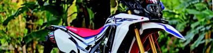 Honda CRF250 rally 2017, maunya adventure look!