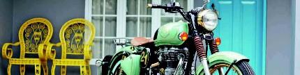 Royal Enfield Classic 350 2017, kado buat lady biker