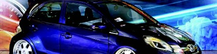 Honda Brio S 2015, killer colorz
