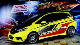 Honda Jazz RS 2016, sporty anti norak