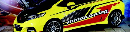 Honda Jazz RS 2016, sporty anti norak