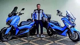 Modifikasi Yamaha NMAX 2017 & Yamaha XMAX 2017, gila habis Rp 80 juta