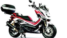 Modifikasi Yamaha NMAX 2015, modalnya seharga XMAX