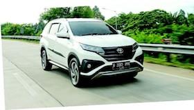 All New Toyota Rush TRD Sportivo