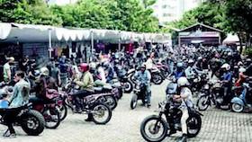 Kalarta Motogarage 2018, semarak kumpul kustom kultur