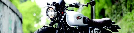Kawasaki W175 2017, simpel, cepat dan terjangkau!