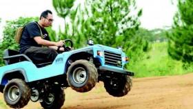 Mini Cruiser (Mini Jip), mainan kekinian