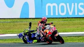 MotoGP putaran 2, Argentina: Marquez terlalu beringas!