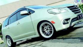 Toyota Kijang Innova G Luxury 2008, keren luar dalam