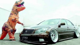 Toyota Crown Royal Saloon 2005, T-Rex reborn