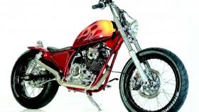Yamaha Scorpio 2007, terinspirasi motor Jokowi