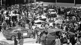 Pasar Mobil Triwulan I, masih berpeluang melejit