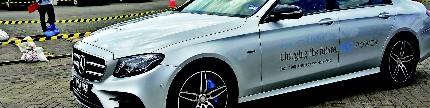 Mercedes-Benz E 350 EQ, bisa keliling tanpa bensin
