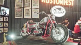 VW 1600, 100% VW Motorcycle