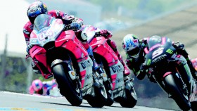 MotoGP Putaran 5, Perancis, Ducati luput masalah kecil
