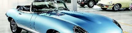 Jaguar E-Type Zero, mobil klasik tanpa emisi