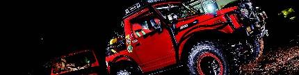 Suzuki Jimmy SJ410 1983, kisah sang red dozer