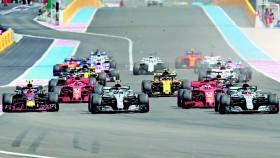 F1 putaran 8, Prancis, hapus rekor buruk