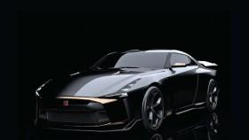 Nissan GT-R50, paduan selera Jepang & Italia