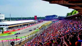 F1 Putaran 11, Jerman, tahta dengan bangga