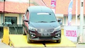 Fitur keselamatan mobil Suzuki, dibekali dengan banyak fitur keselamatan