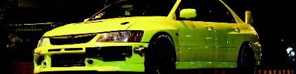 Mitsubishi Lancer Cedia 2003, konversi yang lebih berani!