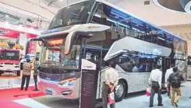 Tren Luxury Bus, tetap pakai kursi, bukan ranjang