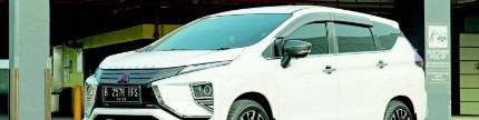 Mitsubishi Xpander Ultimate 2018, berkelas untuk harian