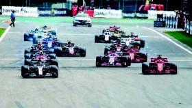 F1 putaran 13, Ferrari cerdik mainkan trik