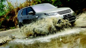 Land Rover Discovery 5 HSE Luxury