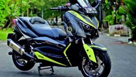 Yamaha NMAX 2017, besutan rubeng kenceng