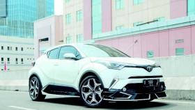 Toyota C-HR 2018, hadiah istimewa untuk istri tercinta