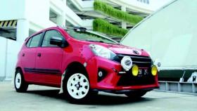 Toyota Agya G 2016, bunglon penghilang bosan
