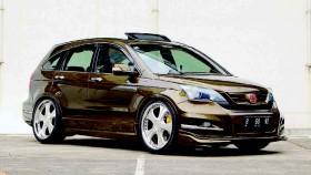 Honda CR-V 2007, makin sayang, makin banyak ubahannya