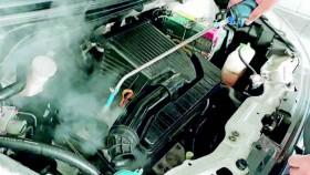 Perawatan Interior & Ruang Mesin, dianjurkan tiap 6 bulan