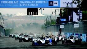 Formula E Putaran 1, Arab Saudi, BMW tak ingkar janji