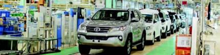 Penjualan mobil-mobil produksi dalam negeri, Origin Country: Indonesia