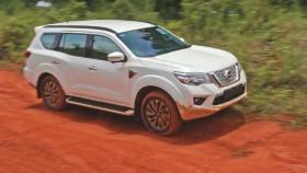 Nissan Terra VL 4x4 & 4x2, siap segala medan berkat fitur cerdas