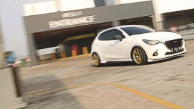 All New Mazda2 GT 2016, my personal taste