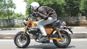 Honda Monkey 125, akhirnya dipasarkan Indonesia!