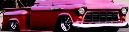 Chevrolet Apache 1956, pikap tua 'melata'