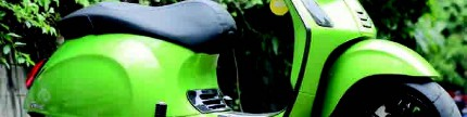 Vespa Sprint 150 3V i-get 2018, sporty go green
