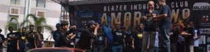 Blazer Indonesia Club, amor jiwo jadi dasar kebersamaan