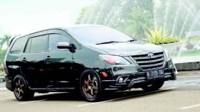 Toyota kijang innova G 2015, refreshment anti bosan