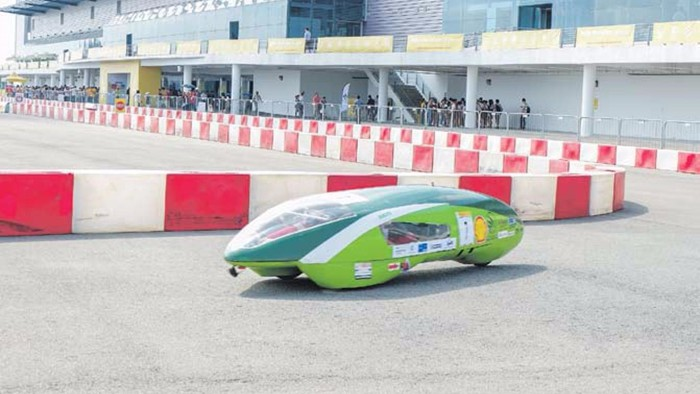 Shell Global Exhibition Programme : Shell eco marathon asia tim rakata itb pecahkan