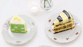 Kreasi cake, tampilan rasa Indonesia